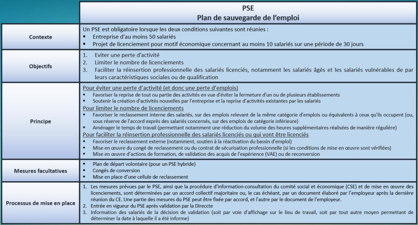 df59892040b L un des points cruciaux pour l employeur lors d un plan de sauvegarde de  l emploi (PSE) est la justification du motif économique.